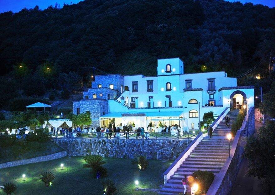 Una scenografia ricca di amore, storia e natura per le vostre nozze indimenticabili a Villa della Porta!
