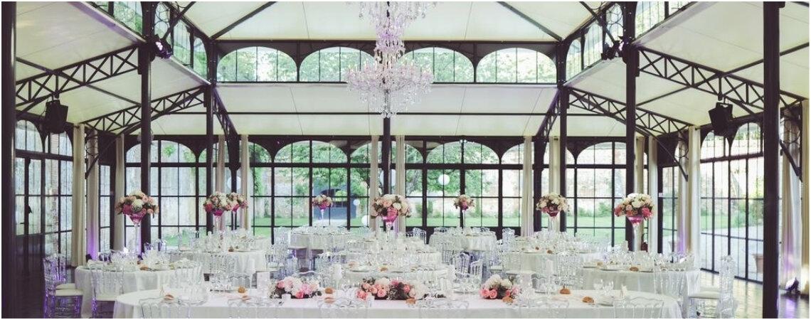 Des lieux de choix pour une réception de mariage encore plus belle que vous n'en rêviez !