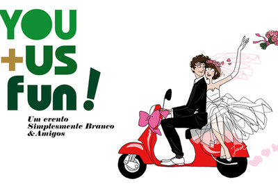 Veja conhecer a Zankyou sábado no showcase You+Us=Fun no Ritz de Lisboa