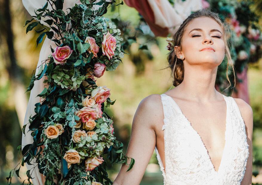 Maquiagem para a noiva: dicas para arrasar no seu grande dia