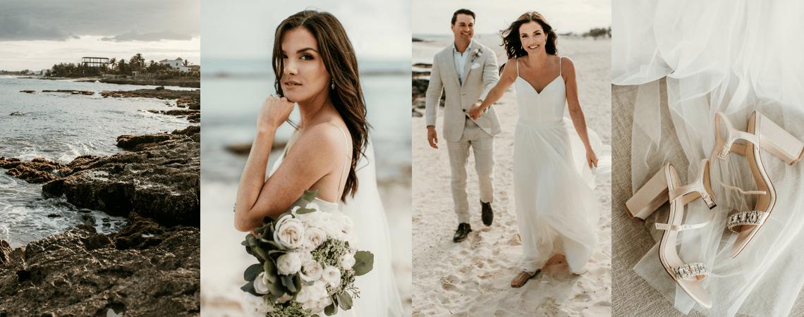 Iluminas mis días con tu sonrisa: la boda de Kate & Jake