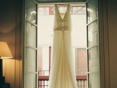 Vestidos de novia para primavera 2016, Vera Wang: Hotel Madrid