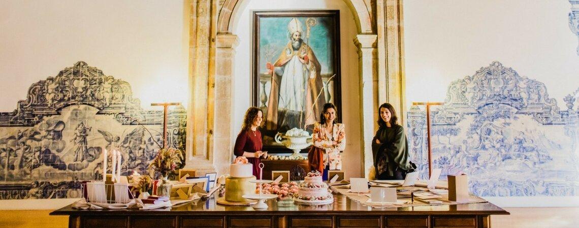 3º Edição Breakfast Wedding Club na Pousada de Guimarães