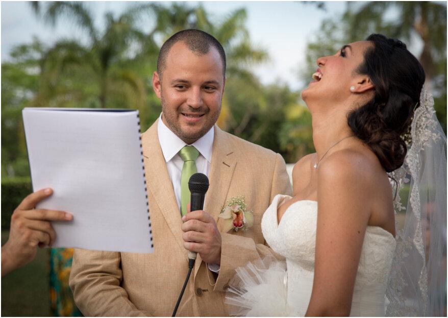 10 consejos para que tu discurso de boda sea único y especial