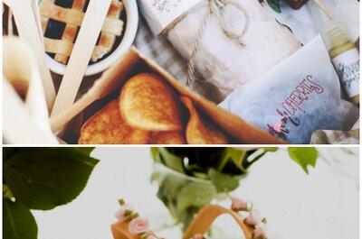 Picknick statt Hochzeitsbuffet – Frische Ideen für die schlichte Heirat im Freien!