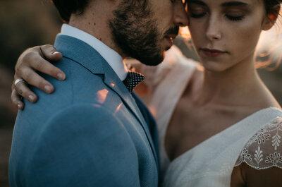 Faubourg Saint Sulpice : une collection 2017 de costumes de marié dandy chic !