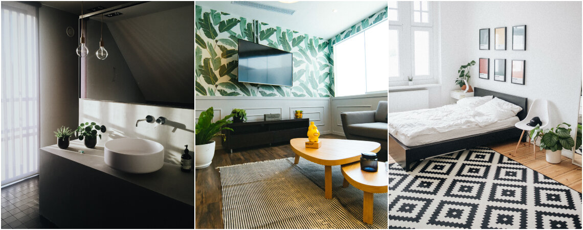 ¡Decora tu hogar con plantas! ¿Qué habitaciones debes rodear de un ambiente natural?