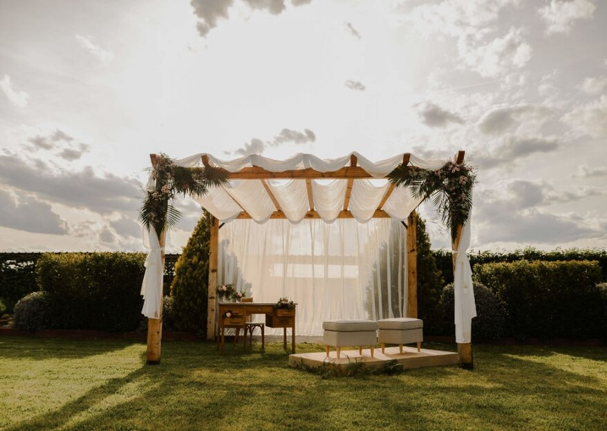 Finca CLC y tu boda: un matrimonio perfecto en plena naturaleza madrileña