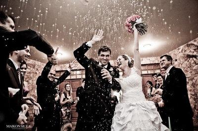 7 perguntas para saber quem deve estar na sua lista de convidados de casamento!