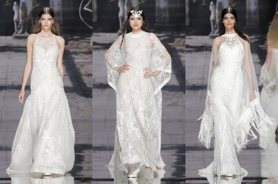 Vintage-Brautkleider für eine nostalgische Hochzeit 2015