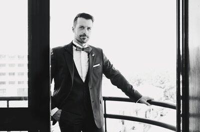 Uns noivos com muito estilo: descubra este casamento recheado de tendências!