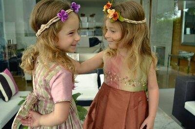 ¿Cómo vestir a los niños para asistir a un matrimonio? ¡11 consejos para el mejor look infantil!