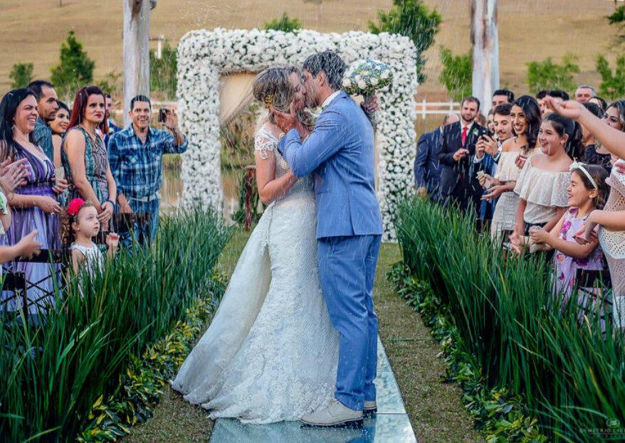 Locais para casamentos: escolha os que oferecem outros serviços!