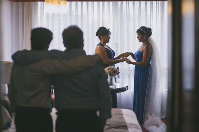 La tendencia del fotorreportaje de boda: una novedosa técnica que ¡tienes que conocer!