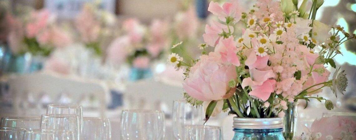 Pleione : créez une ambiance unique à votre mariage grâce à votre décoration florale