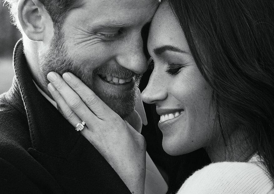 Ouro rosa, branco ou amarelo para o seu anel de noivado?