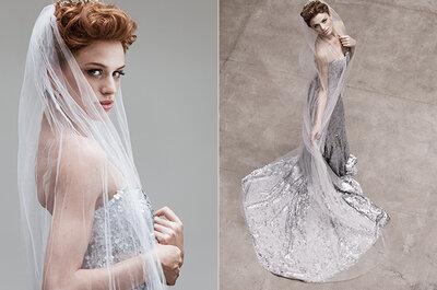 Vestidos de noiva coloridos para 2015: lindos e modernos!