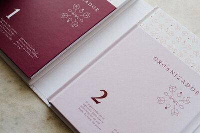 ¡Gana el libro y la agenda de Weddings With Love y crea tu boda como has soñado!