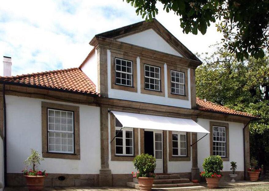 Casa do Ribeirinho: um espaço histórico para um casamento exclusivo e personalizado