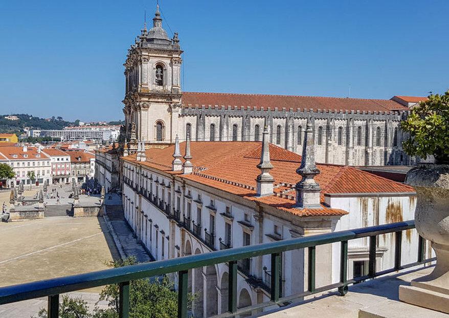 Solar da Cerca do Mosteiro: se passa por Alcobaça, vai desejar casar neste espaço!