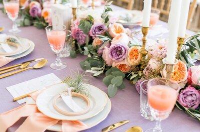 De mooiste styling voor jouw bruiloft in 2017!