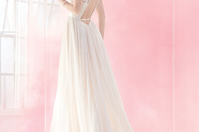 Hayley Paige´s Spring 2015 Bridal Collection: Flirtatious Romance