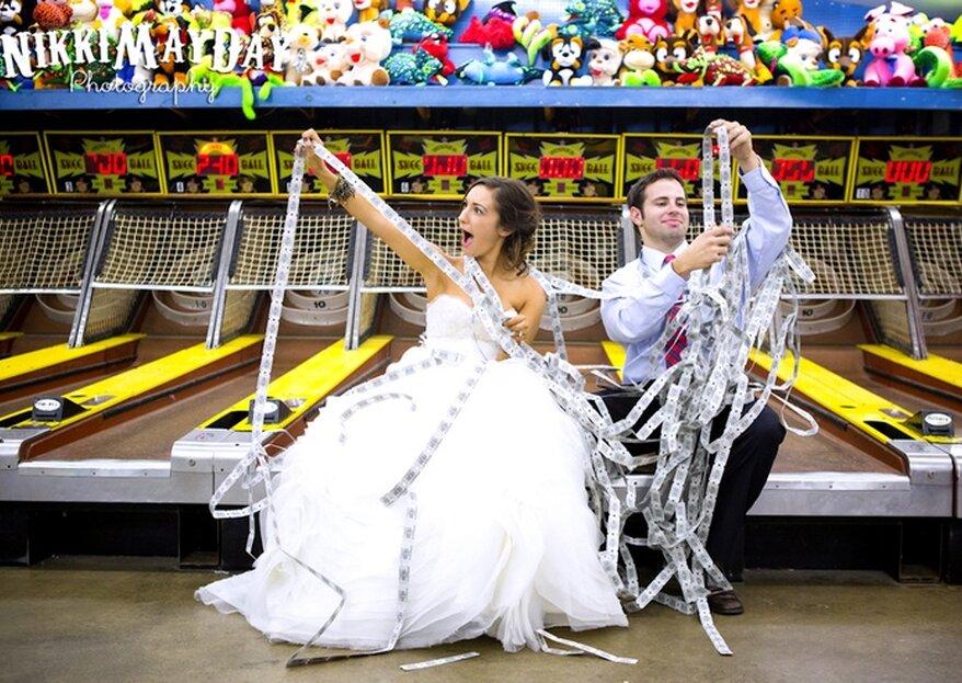 Brincadeira é coisa de adulto: dicas para animar seu casamento, chá de panela ou despedida de solteiro!