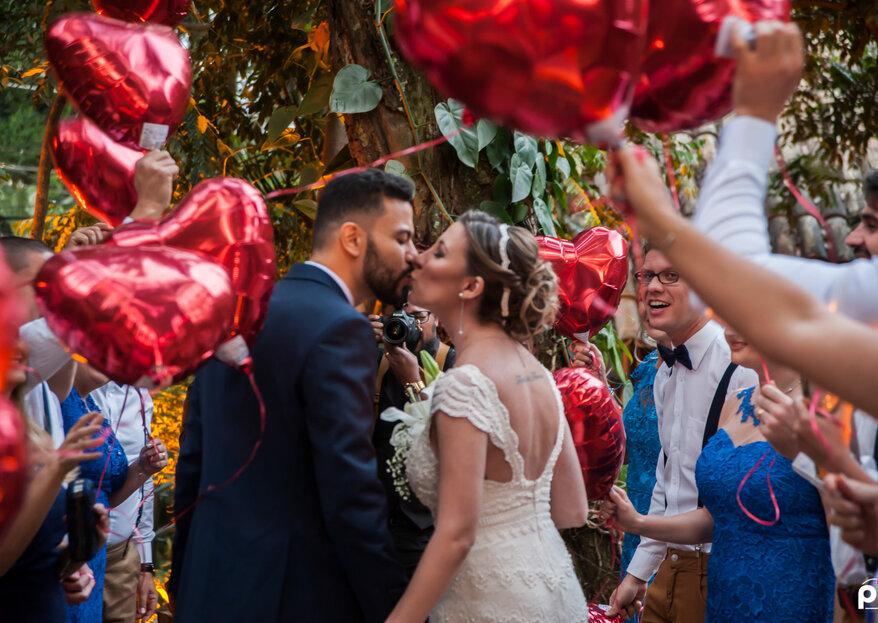 Bride's Dream: Conte com a experiência e a qualidade desta assessoria impecável para realizar o sonho de trocar alianças em grande estilo