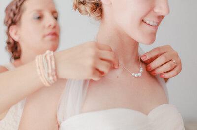 Brautschmuck Trends – Welche Accessoires passen perfekt zu welchem Brautlook?