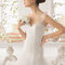 Модель ALENT свадебное платье с декольте