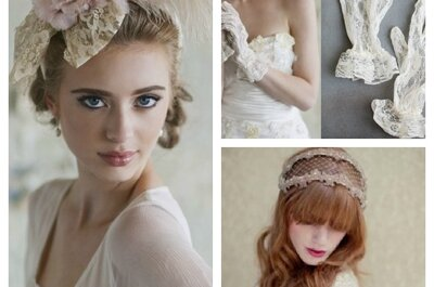 Vintage Hochzeit – hier die Must-Haves!