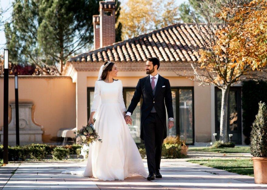 El amor lo puede todo: la boda de Belén y Guillermo
