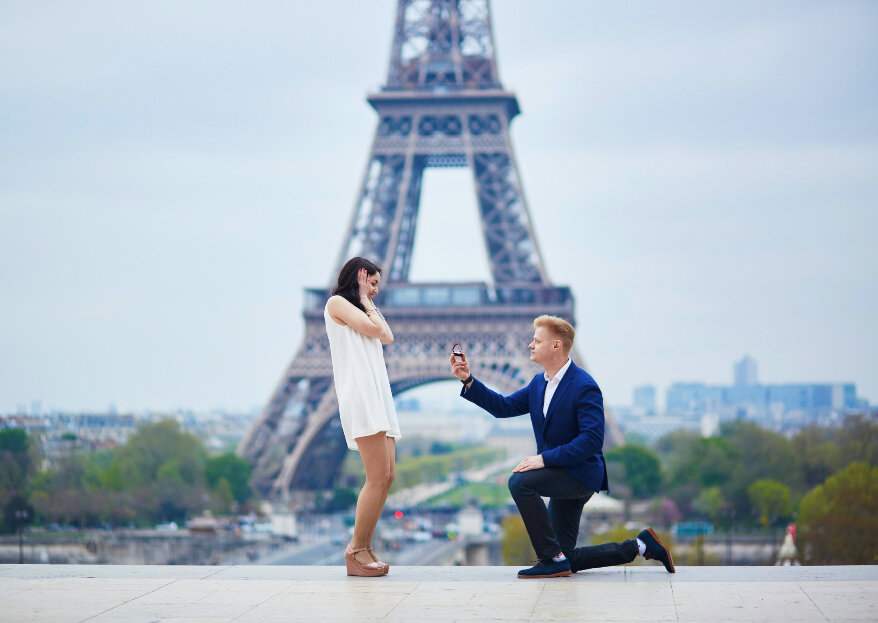 Cómo pedir la mano a una mujer según su signo del Zodiaco