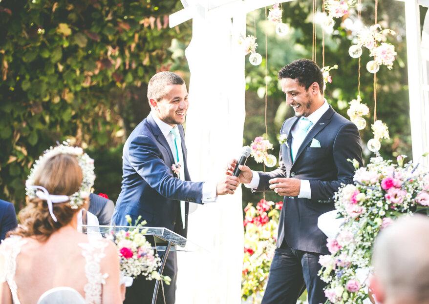 ¿Cómo hacer el discurso de matrimonio? ¡Sorprende con las palabras más acertadas y tendrás el brindis perfecto!