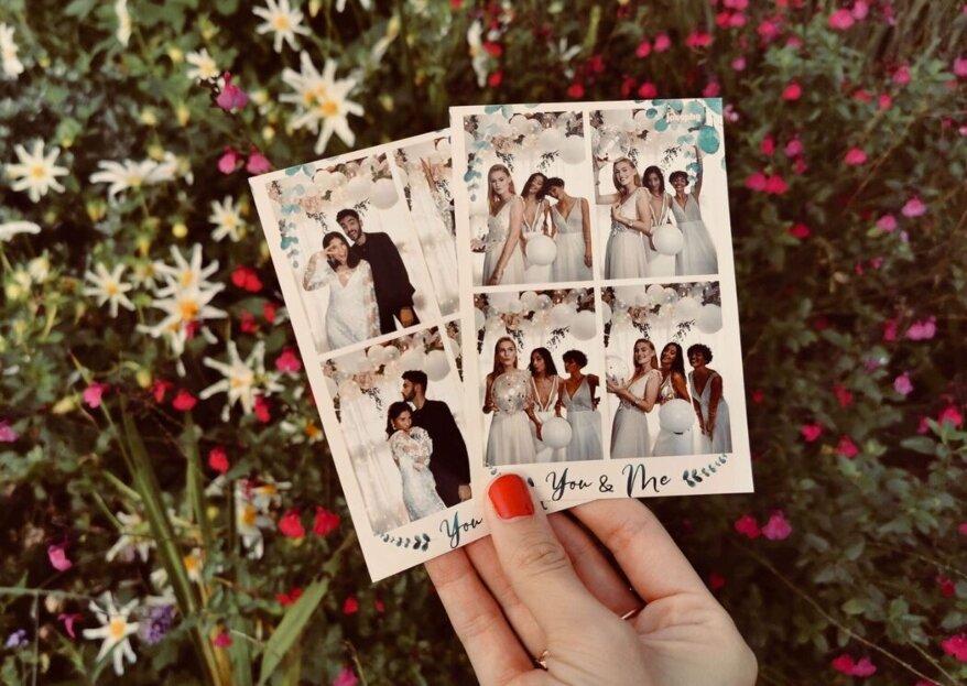 La Jo Box, la borne photo indispensable à l'animation de votre mariage