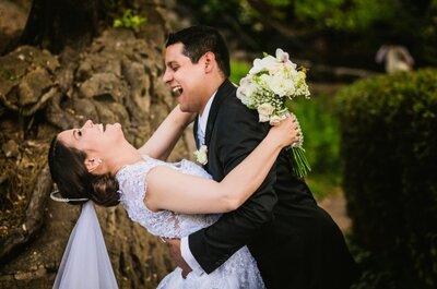 El viajado, intenso y eterno amor de María Lilia y Diego