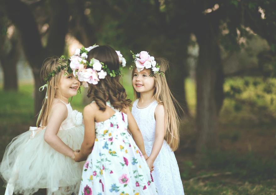 Wie Sie Kinder bei der Hochzeit beschäftigen - 10 Tipps von Hochzeitsplanern für ein entspanntes Fest