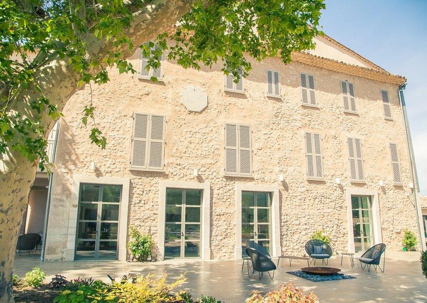 Bastide Saint-Julien : authenticité et saveurs provençales au menu de votre mariage