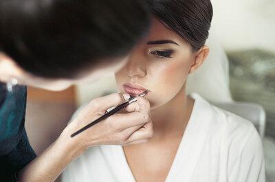 Maquillaje para novia de noche: Cómo lograr el look ideal