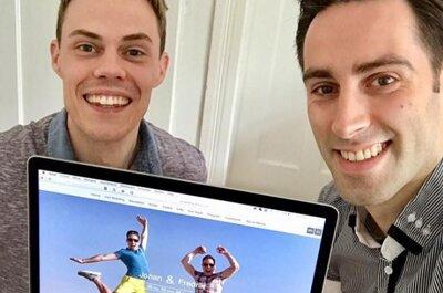 Die Hochzeit des Sommers:  Schmuckdesigner Johan & Fredrik von Juvelan besiegeln bald ihre Liebe