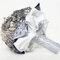 Bukiet ślubny z broszek. Autor: Groszki i Róże