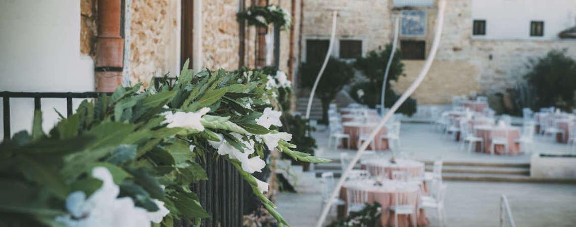 La location ideale per un matrimonio bucolico e sofisticato