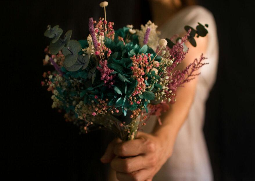 Flores preservadas: ¿por qué está cautivando esta tendencia el mundo de los matrimonios?
