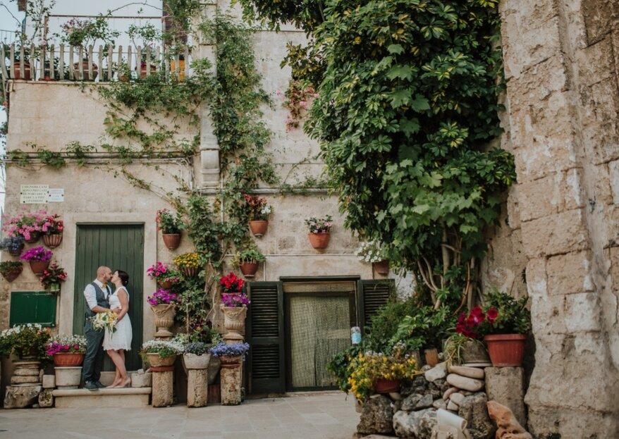 5 raisons de se dire « Oui » dans le Sud de l'Italie par Noces Italiennes