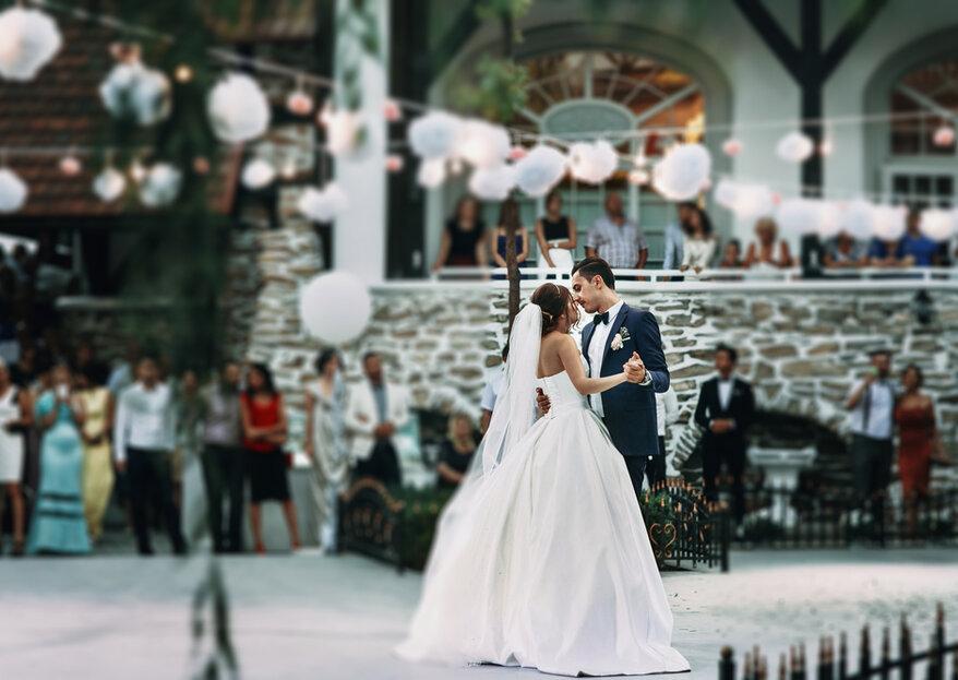 Pierwszy taniec weselny - jak sprawić, by był wyjątkowy? 10 rad dotyczących Pierwszego Tańca