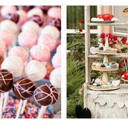 Versüßen Sie Ihre Hochzeit mit einer Candybar! Leckere und