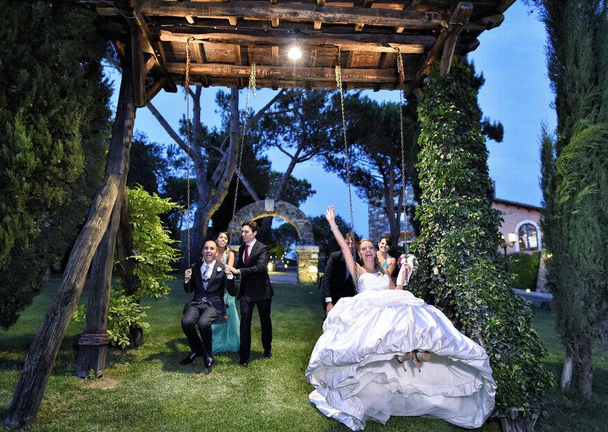 Quanto dice di voi la location di nozze che avete scelto? Tenuta di Ripolo