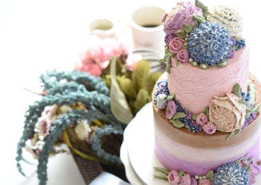 Himmlische Hochzeitstorte: So leicht können Sie Ihre Hochzeitsgäste verführen!