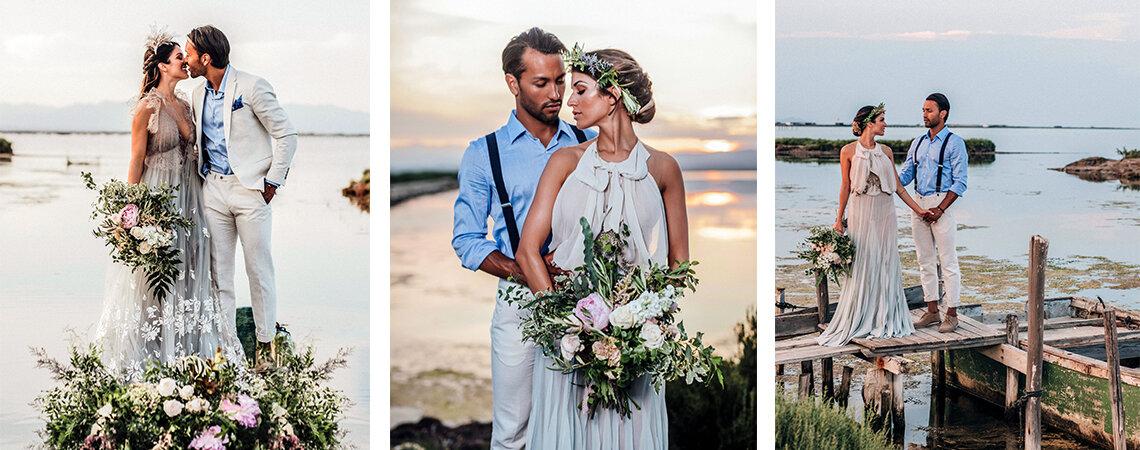 Una sesión de boda que atrapa y transmite pura magia: Jeffren y Jessica