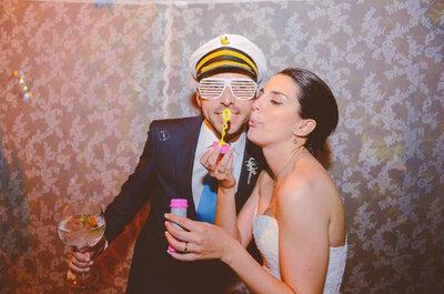 5 incríveis sugestões para celebrar o seu casamento num barco